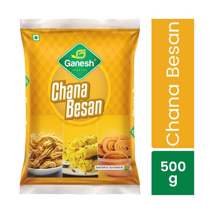 Ganesh Chana Besan Pouch