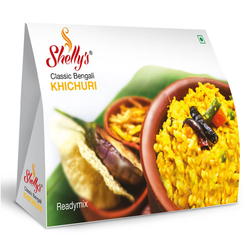 Shelly's Classic Bengali Khichuri (Ready Mix)