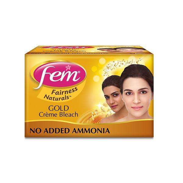 Fem Fairness Creme Bleach Gold