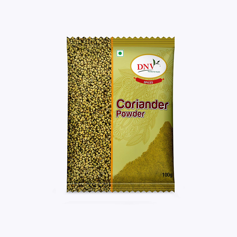 DNV Fresh Natural Coriander Powder