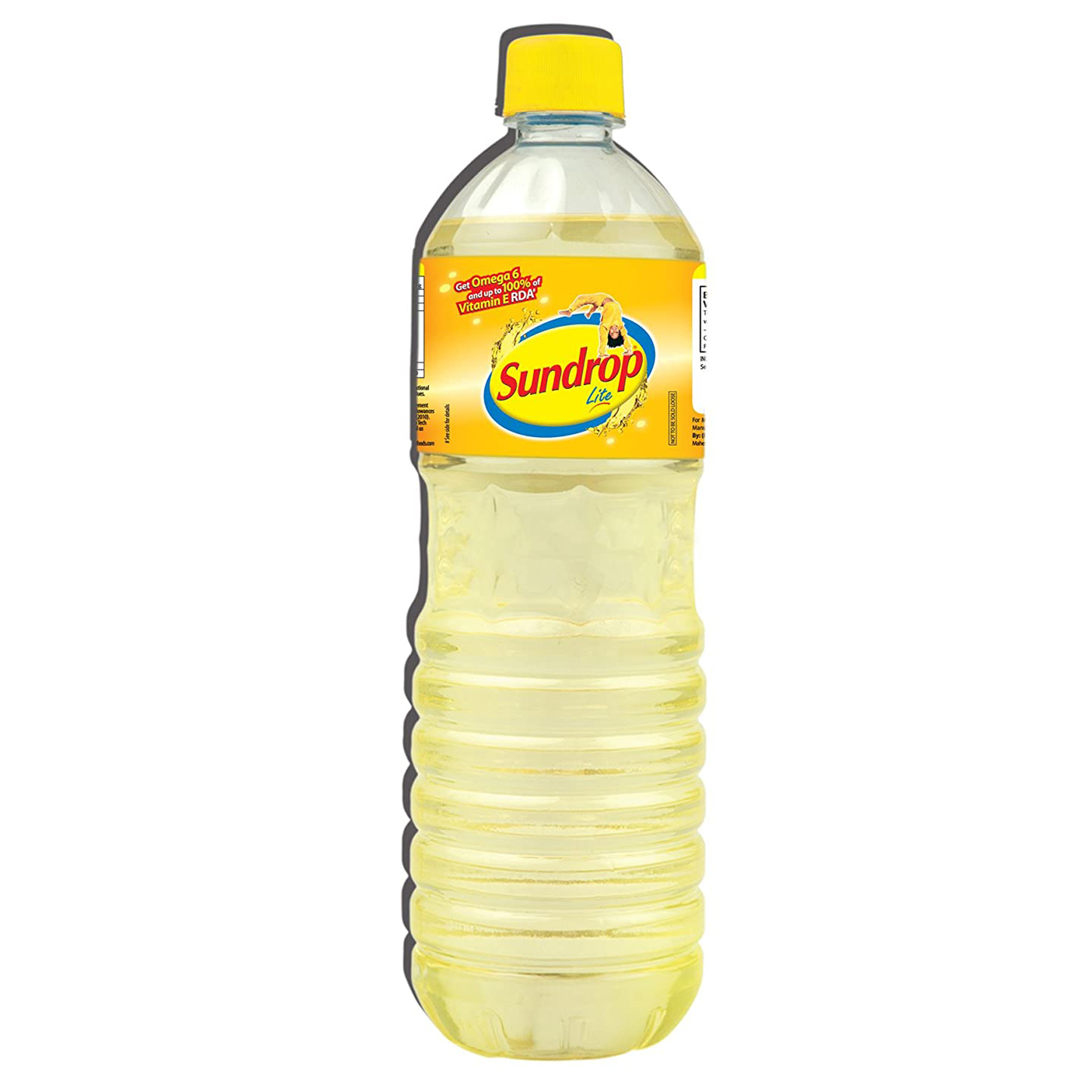 Sundrop Lite Blended Edible Vegetable Oil (Bottle)