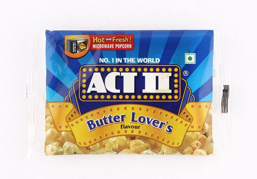 Act II Popcorn - Butter Lover's