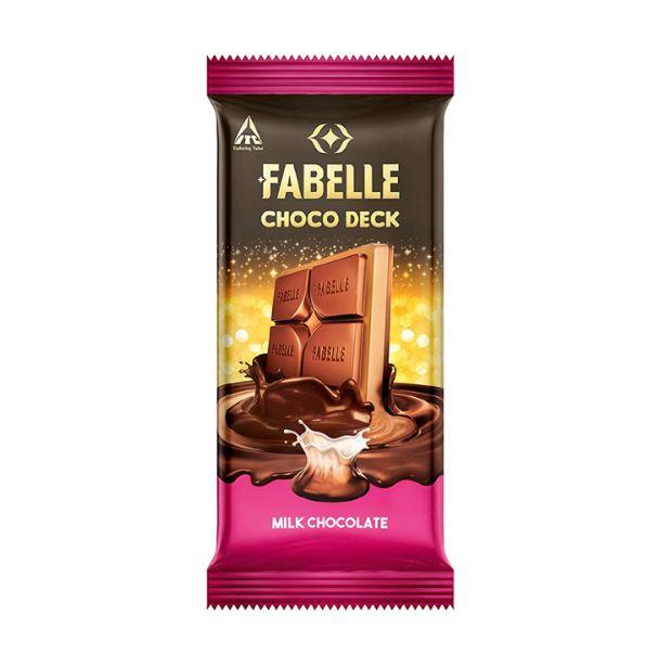 Fabelle Choco Deck - Milk Chocolate