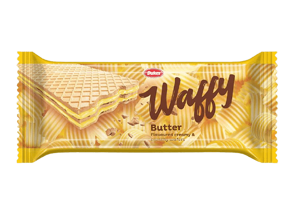 Dukes Waffy Butter Biscuits