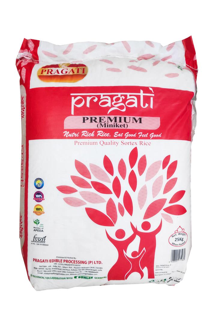 Pragati Premium Miniket Rice