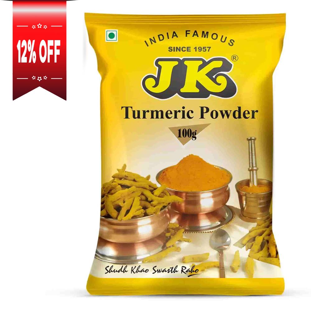 JK Haldi Powder (Turmeric)