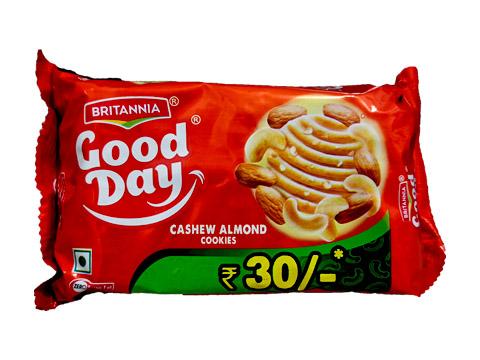 Britannia Good Day Cashew Almond Cookies