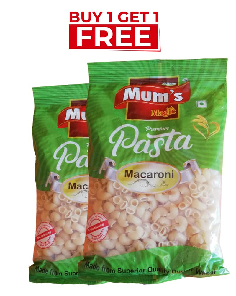Mum`s Pasta Macaroni (Buy 1 & Get 1 Free)