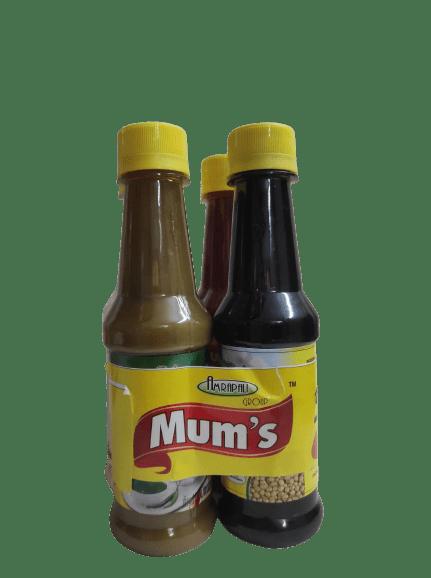 Mums Combo Sauce Pack 200*4 Gm