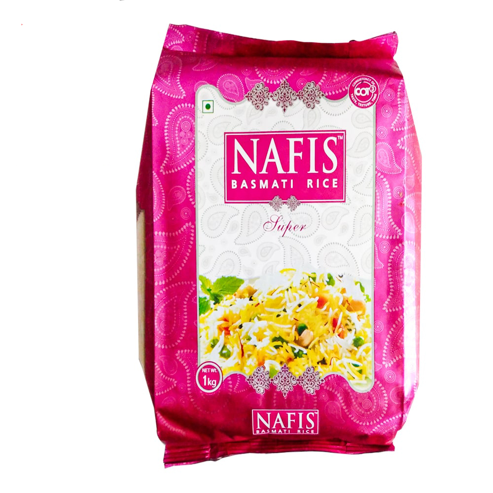 Nafis Basmati Rice