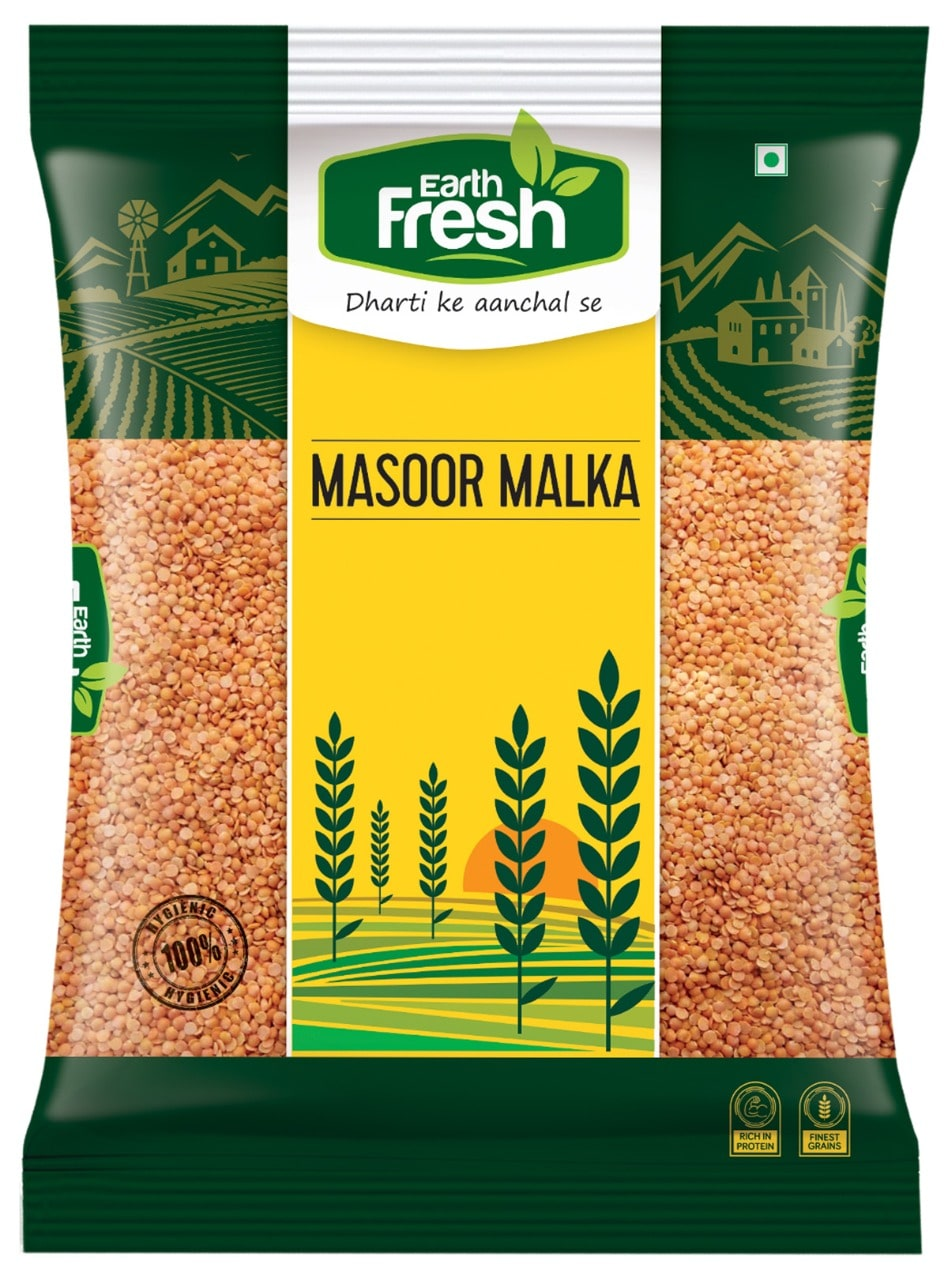 Earth Fresh Masoor Malka