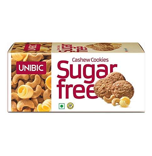 Unibic Sugar Free Cashew Cookies