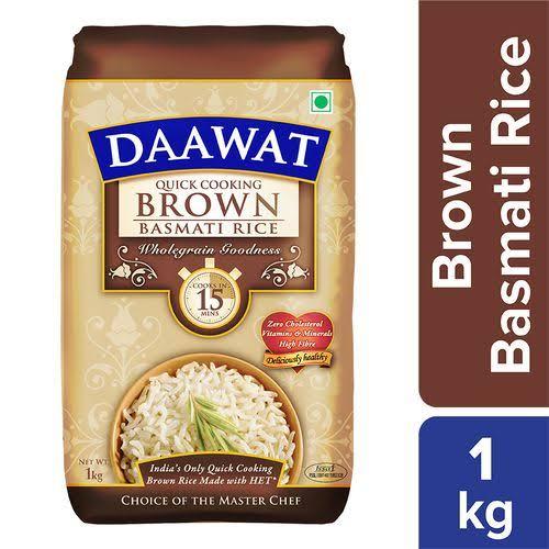 Daawat Brown Basmati Rice