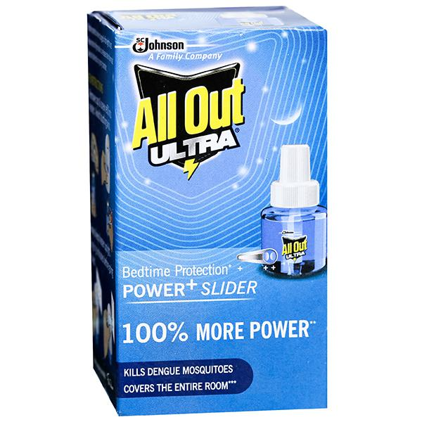 All Out Ultra Power+ Slider (Single Refill)