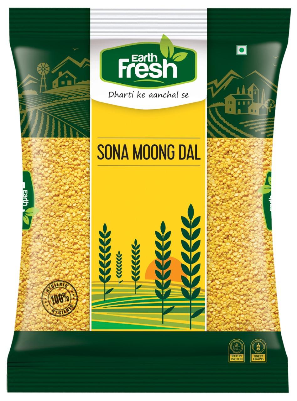 Earth Fresh Sona Moong Dal