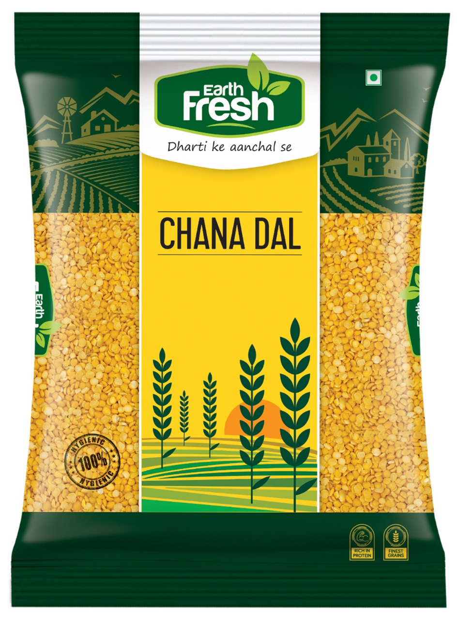 Earth Fresh Chana Dal