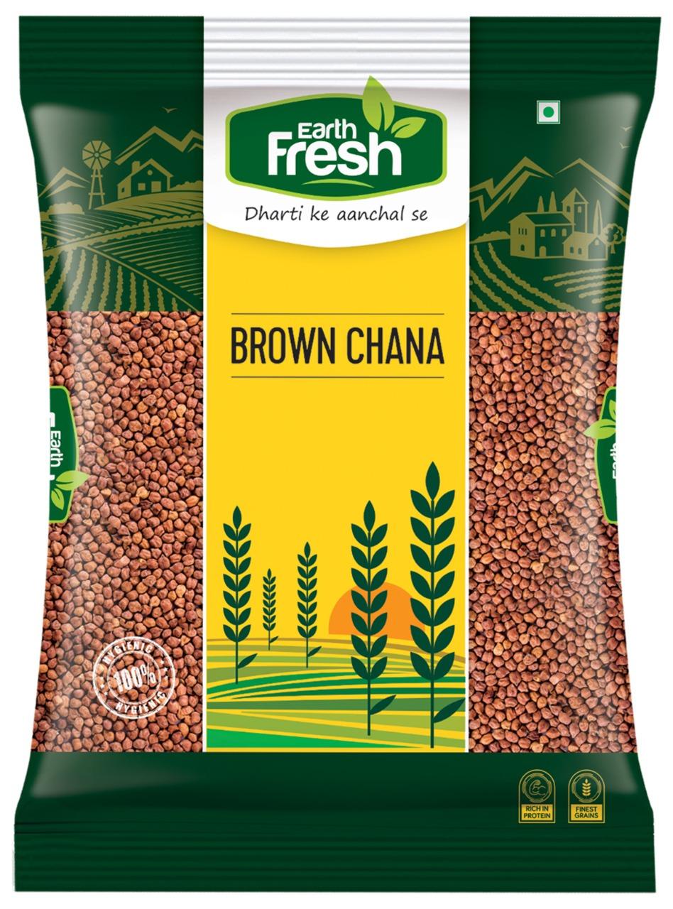 Earth Fresh Brown Chana