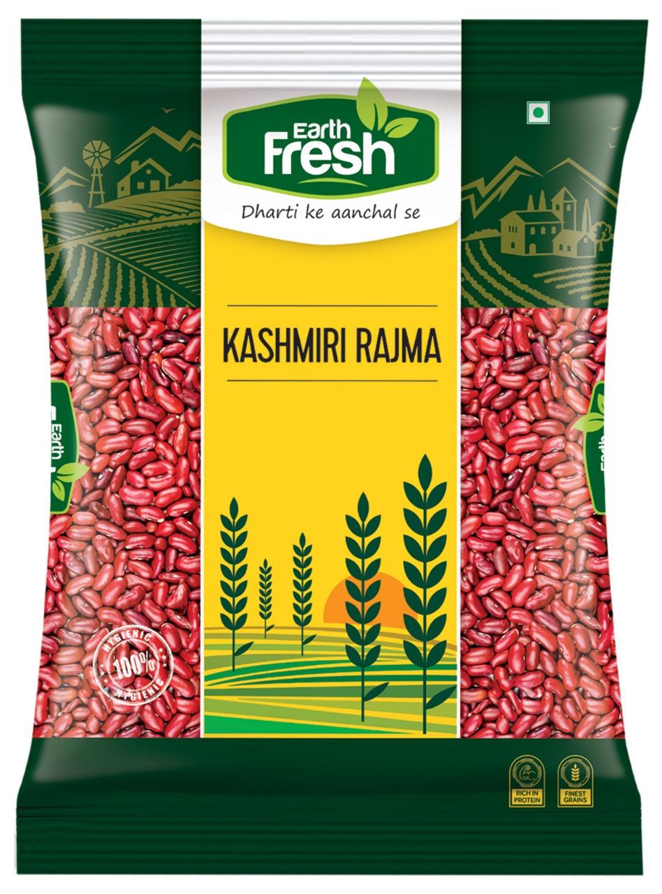 Earth Fresh Rajma Red/Kashmiri