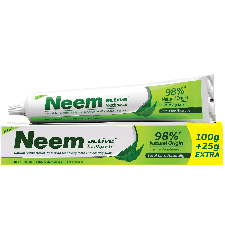 Neem Active Toothpaste 100gm +25gm Free