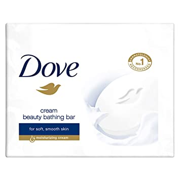 Dove Cream Beauty Bar (Buy 400gm and get 100gm Free)