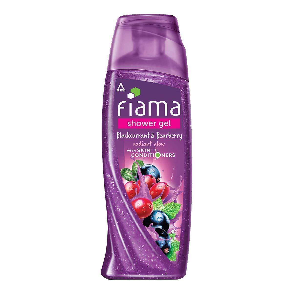 Fiama Blackcurrant & Bearberry, Shower Gel
