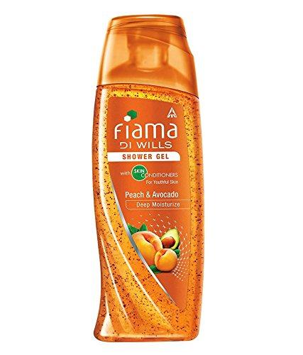 Fiama Peach & Avocado, Shower Gel
