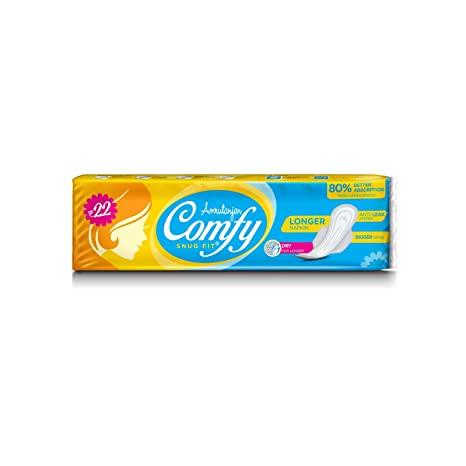 Comfy Snug Fit Sanitary Pad