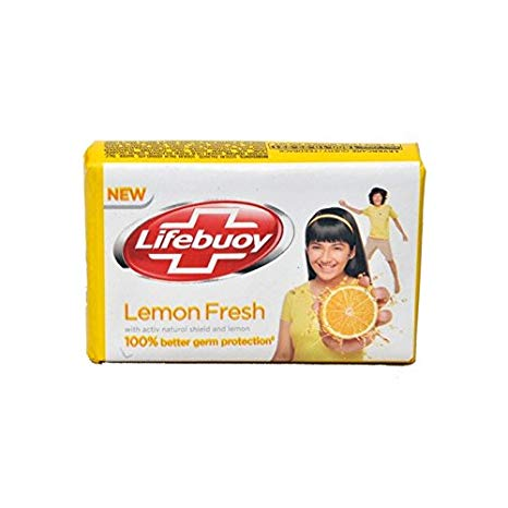 Lifebuoy Lemon Fresh Soap Bar