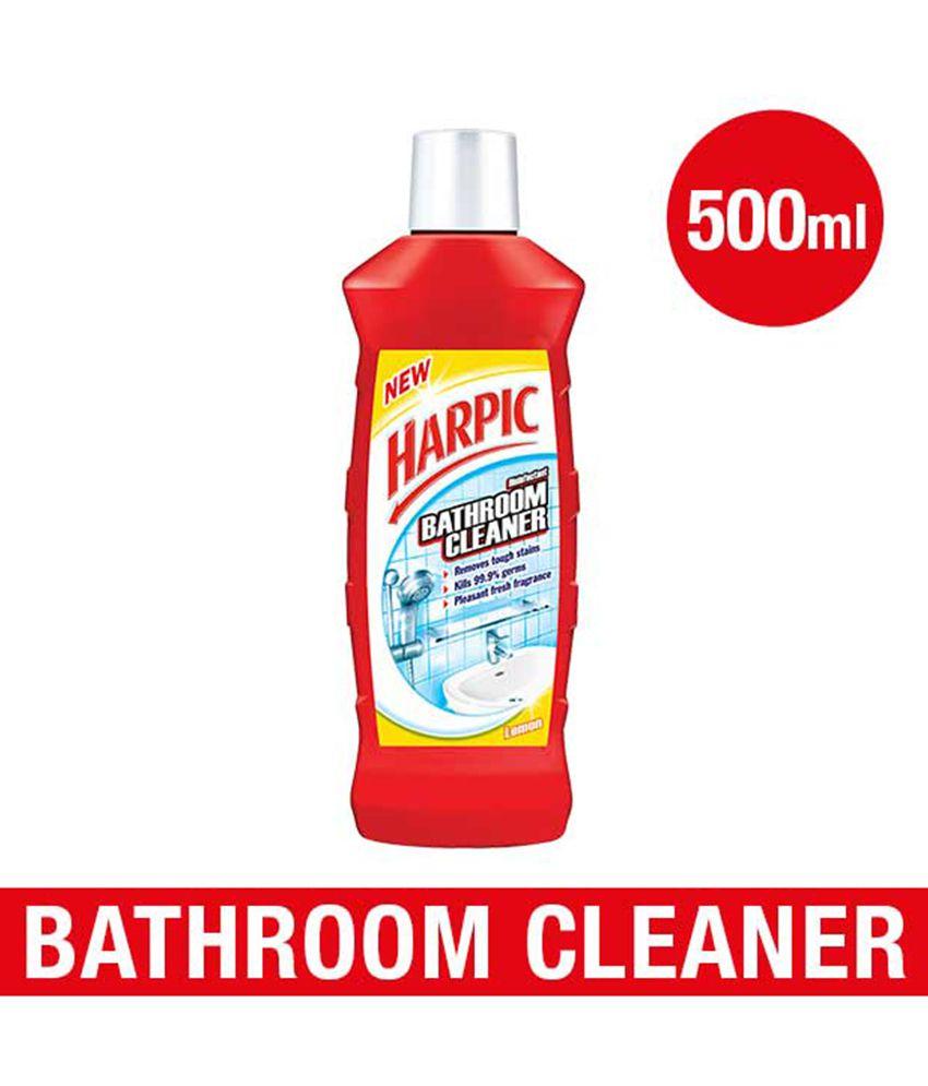 Harpic Disinfectant Bathroom Cleaner - Lemon
