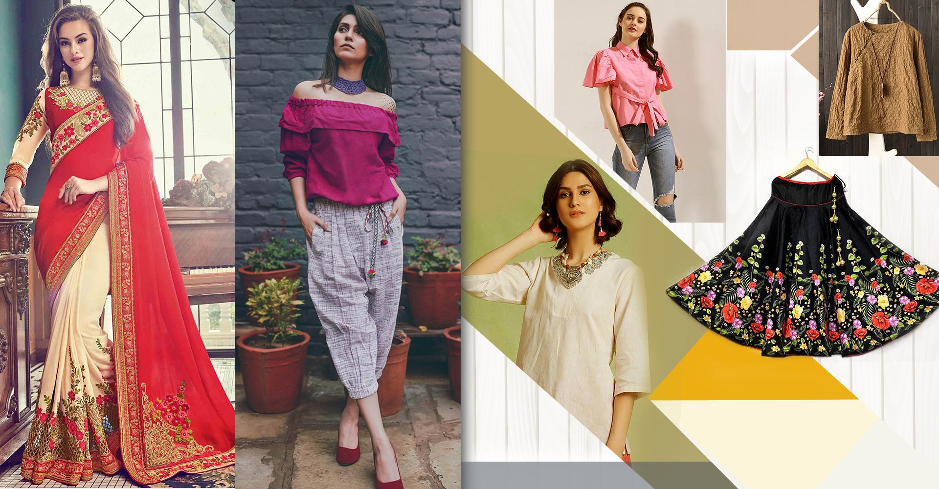 Women fashion online